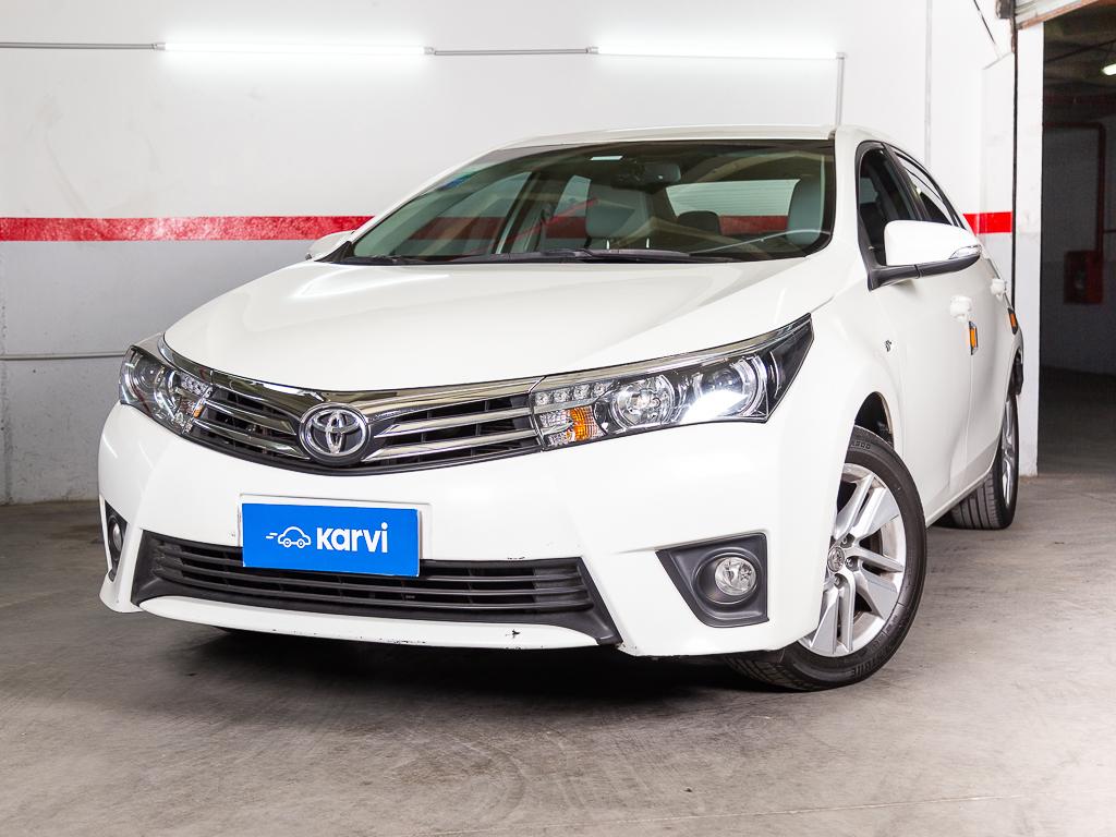 Toyota Corolla - 1.8 Xei L/14 Cvt